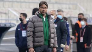 Bursaspor Teknik Sorumlusu Fazlı Tan görevinden ayrıldı