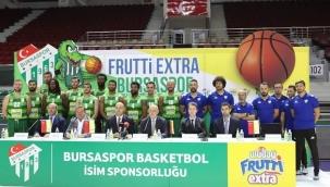 Frutti Extra Bursaspor, EuroCup'ta mücadele edecek