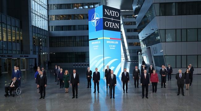 NATO Liderler Zirvesi başladı
