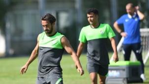 Bursaspor'da yeni sezon hazırlıkları sürüyor