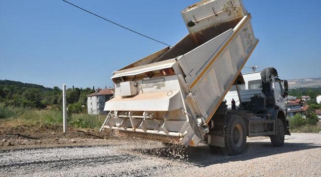 Bursa'da ulaşım yatırımları tam gaz devam