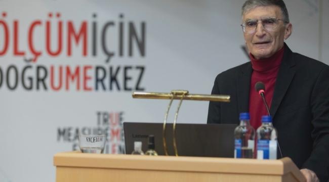Prof. Dr. Sancar: 'Aşı karşıtı olmak mantık dışı bir durum'