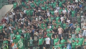 Bursaspor-Ceyhanspor maçının biletleri satışa çıktı