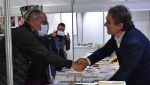 Gemlik Kitap Fuarı binlerce kitapseveri ağırladı