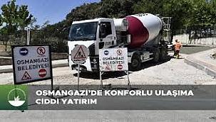 Osmangazi'de bir hafta böyle geçti (24 Ağustos 2021)