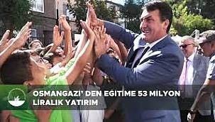 Osmangazi'de bir hafta böyle geçti (13 Eylül 2021)
